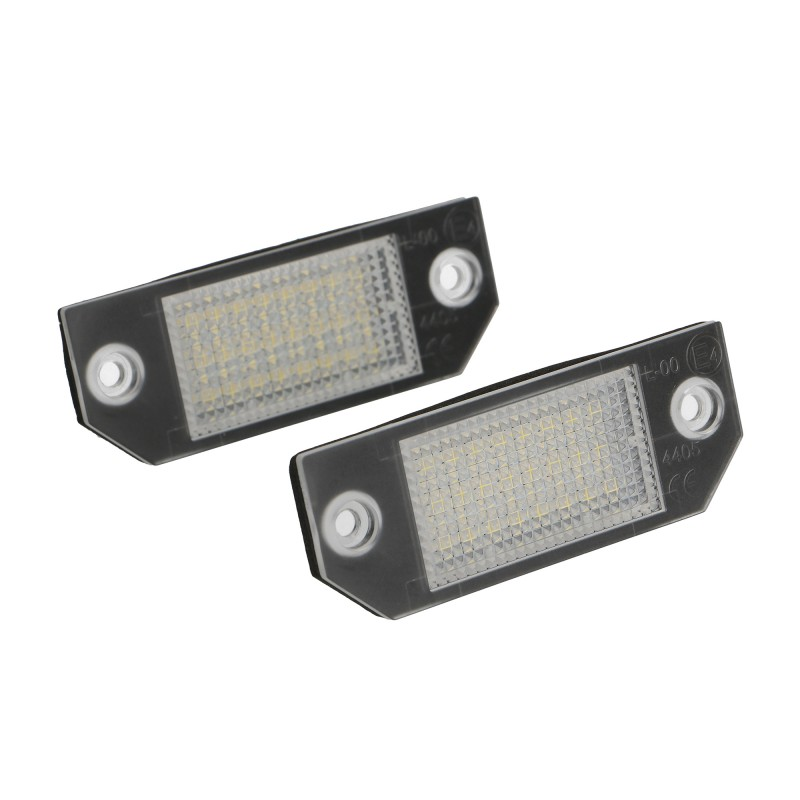 Lampki Tablicy Rejestracyjnej Led Do Ford Focus C Max